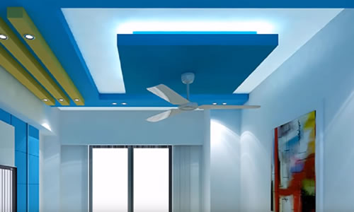 Singapore False Ceiling & Cornice Contractor at Low Price | All-In